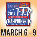 Lone Star Conference Basketball Championship - March 6-9